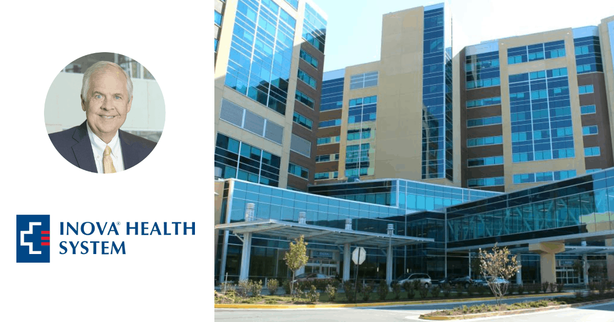 Expert Interview Series, Episode 1: J. Knox Singleton, former CEO of Inova Health System