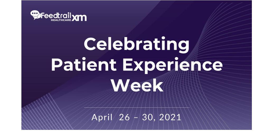 Celebrating patient experience week 2021